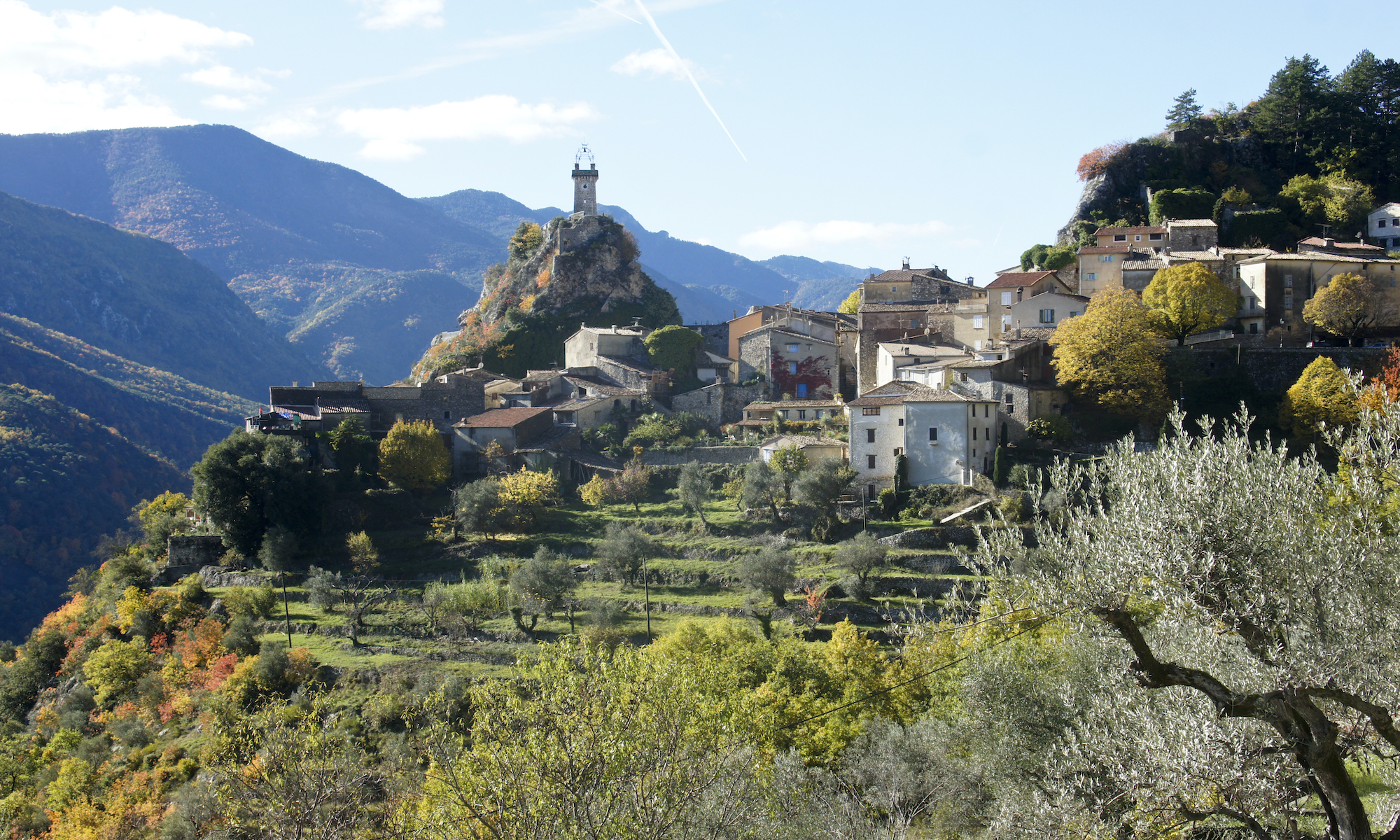 Village de sigale